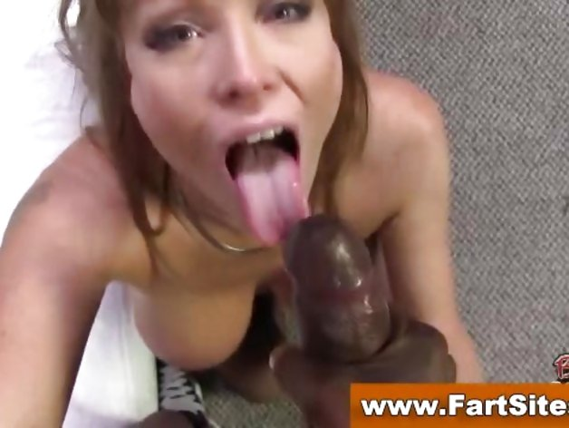 Hot big dick for this hottie