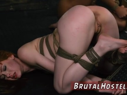 Two girls bondage orgasm He chains up lil'